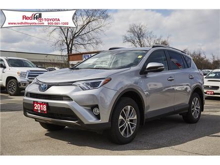 2018 Toyota RAV4 Hybrid LE+ (Stk: 86226) in Hamilton - Image 1 of 21
