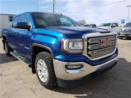 2016 GMC Sierra 1500 SLE (Stk: 20144B) in Wilkie - Image 1 of 21