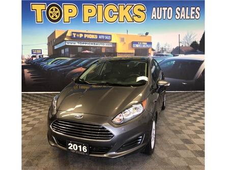 2016 Ford Fiesta SE (Stk: 121642) in NORTH BAY - Image 1 of 24