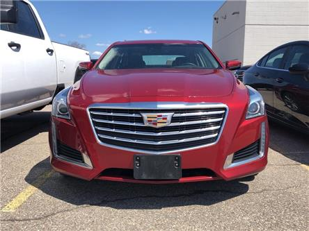 2019 Cadillac CTS Turbo Luxury AWD I Roof I HTD Lther I Safety PKG (Stk: PL5302) in Milton - Image 1 of 5