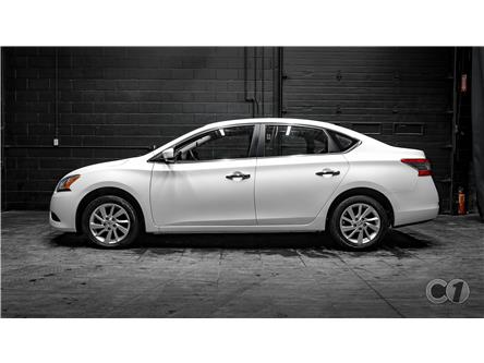 2015 Nissan Sentra 1.8 SV (Stk: CT20-111) in Kingston - Image 1 of 35