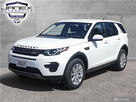 2017 Land Rover Discovery Sport SE (Stk: 20045) in Ottawa - Image 1 of 28