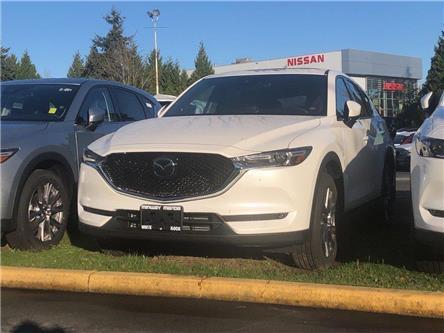 2019 Mazda CX-5 Signature (Stk: 573252) in Surrey - Image 1 of 5