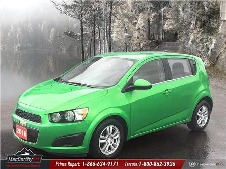 2016 Chevrolet Sonic LT Auto (Stk: CG4163999) in Terrace - Image 1 of 14