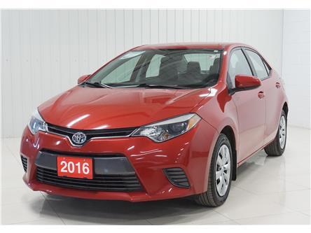 2016 Toyota Corolla LE (Stk: V20160A) in Sault Ste. Marie - Image 1 of 19