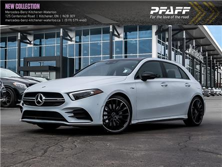 2020 Mercedes-Benz A35 AMG 4MATIC Hatch (Stk: 39746) in Kitchener - Image 1 of 20