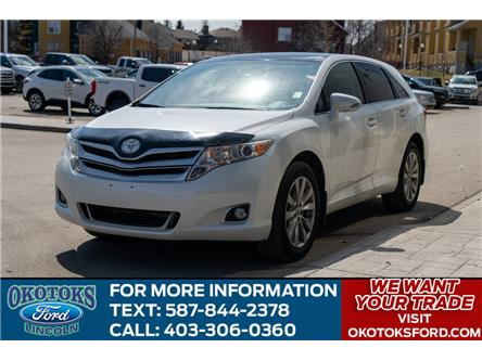 2015 Toyota Venza Base (Stk: B81625) in Okotoks - Image 1 of 27