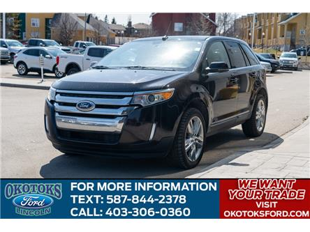 2013 Ford Edge Limited (Stk: B81635) in Okotoks - Image 1 of 26