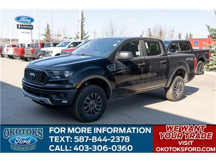 2020 Ford Ranger XLT (Stk: LK-109) in Okotoks - Image 1 of 5