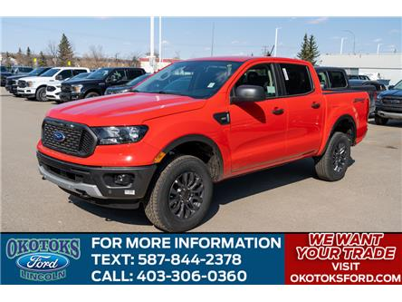 2020 Ford Ranger XLT (Stk: LK-119) in Okotoks - Image 1 of 5