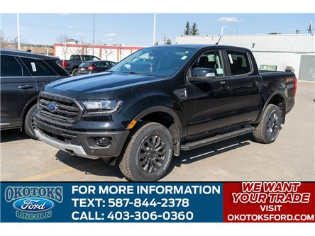 2020 Ford Ranger Lariat (Stk: LK-121) in Okotoks - Image 1 of 5