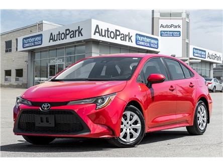 2020 Toyota Corolla LE (Stk: APR7365) in Mississauga - Image 1 of 18