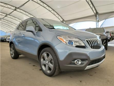 2013 Buick Encore Leather (Stk: 177556) in AIRDRIE - Image 1 of 19