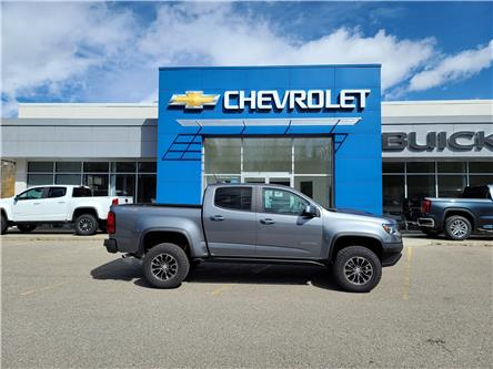 2020 Chevrolet Colorado ZR2 (Stk: L1195588) in Fernie - Image 1 of 11