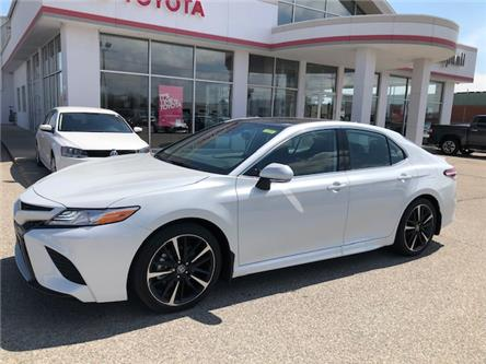 2020 Toyota Camry XSE (Stk: 42178) in Chatham - Image 1 of 9