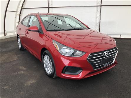 2019 Hyundai Accent Preferred (Stk: 16051D) in Thunder Bay - Image 1 of 16