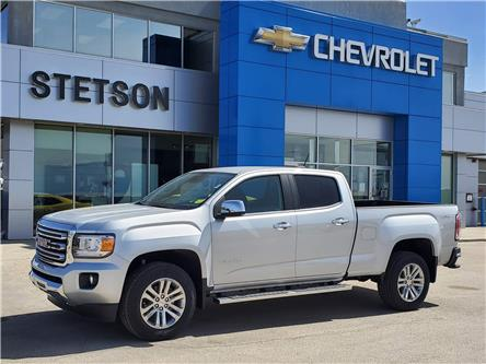 2020 GMC Canyon SLT (Stk: 20-225) in Drayton Valley - Image 1 of 2