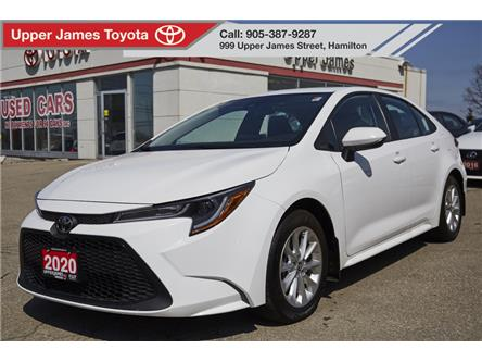 2020 Toyota Corolla LE (Stk: 86543) in Hamilton - Image 1 of 20