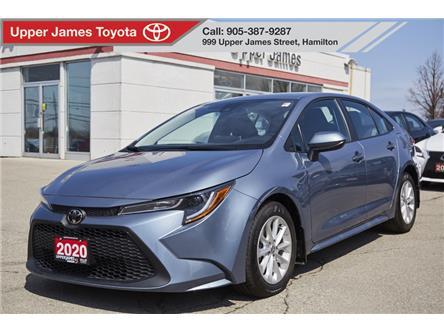 2020 Toyota Corolla LE (Stk: 86538) in Hamilton - Image 1 of 22