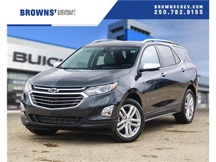 2020 Chevrolet Equinox Premier (Stk: T20-1253) in Dawson Creek - Image 1 of 16