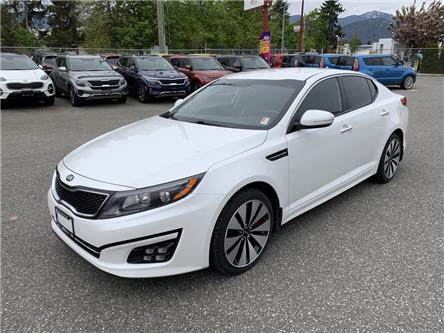 2014 Kia Optima SX (Stk: K94-7968A) in Chilliwack - Image 1 of 17