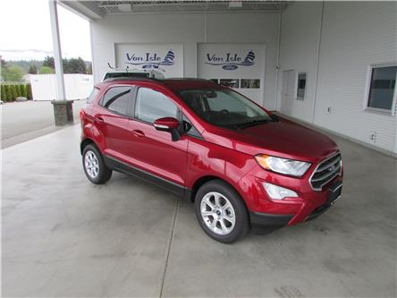 2020 Ford EcoSport SE (Stk: 20009) in Port Alberni - Image 1 of 9