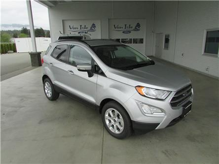 2020 Ford EcoSport SE (Stk: 20036) in Port Alberni - Image 1 of 9