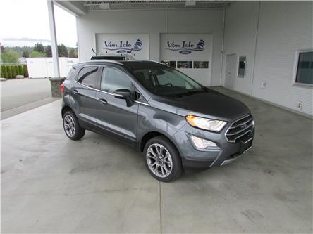 2020 Ford EcoSport Titanium (Stk: 20010) in Port Alberni - Image 1 of 9