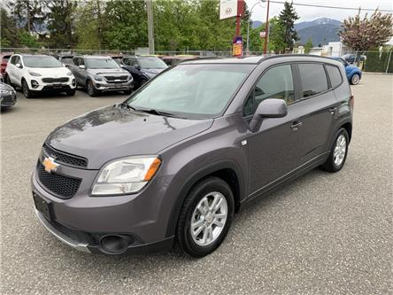 2012 Chevrolet Orlando 1LT (Stk: K93-5226B) in Chilliwack - Image 1 of 18