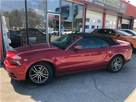 2013 Ford Mustang GT (Stk: ) in Ottawa - Image 1 of 20