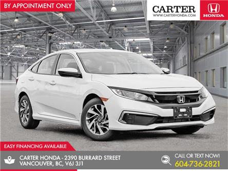 2020 Honda Civic EX (Stk: 3L15200) in Vancouver - Image 1 of 23