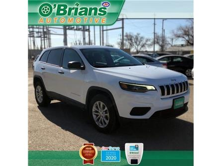 2019 Jeep Cherokee Sport (Stk: 13394A) in Saskatoon - Image 1 of 14
