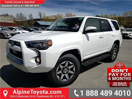 2020 Toyota 4Runner Base (Stk: 5804518) in Cranbrook - Image 1 of 26