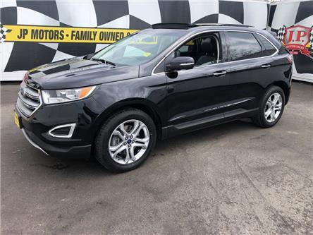 2017 Ford Edge Titanium (Stk: 49138) in Burlington - Image 1 of 26