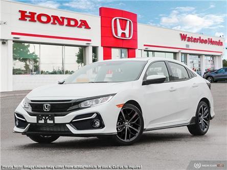 2020 Honda Civic Sport (Stk: H6210) in Waterloo - Image 1 of 23
