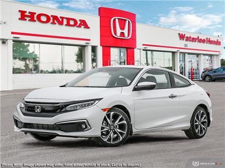 2020 Honda Civic Touring (Stk: H6963) in Waterloo - Image 1 of 23