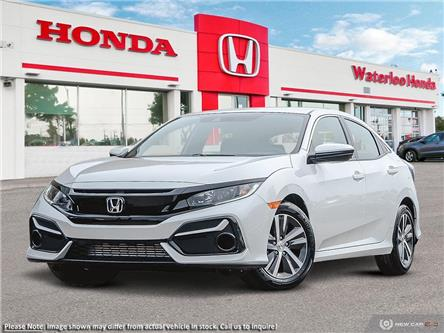 2020 Honda Civic LX (Stk: H6215) in Waterloo - Image 1 of 23
