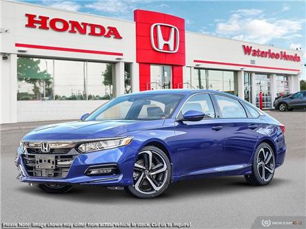 2020 Honda Accord Sport 1.5T (Stk: H6335) in Waterloo - Image 1 of 23