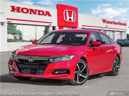 2020 Honda Accord Sport 2.0T (Stk: H6476) in Waterloo - Image 1 of 23