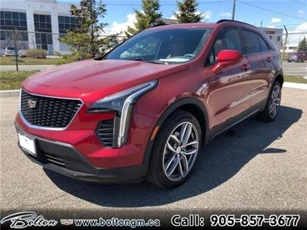 2019 Cadillac XT4 Sport (Stk: 173411) in BOLTON - Image 1 of 12