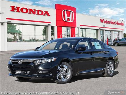 2020 Honda Accord EX-L 1.5T (Stk: H6388) in Waterloo - Image 1 of 23