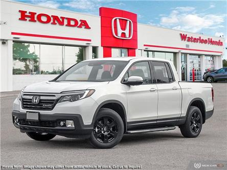 2020 Honda Ridgeline Black Edition (Stk: H6810) in Waterloo - Image 1 of 23