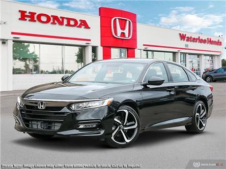 2020 Honda Accord Sport 2.0T (Stk: H6813) in Waterloo - Image 1 of 23