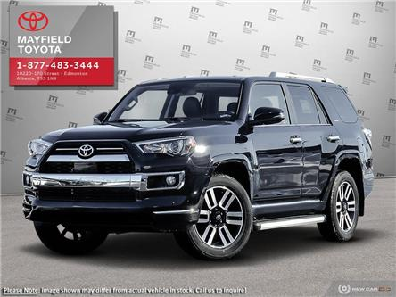 2020 Toyota 4Runner Base (Stk: M000429) in Edmonton - Image 1 of 10