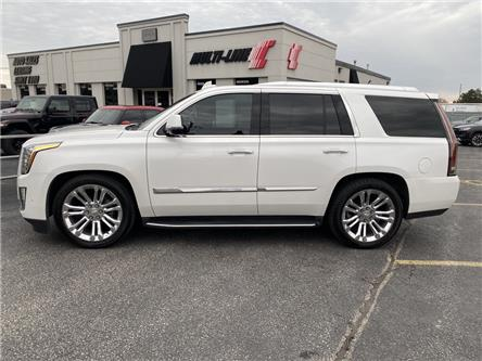 2018 Cadillac Escalade Premium Luxury (Stk: ML4734) in Oakville - Image 1 of 19