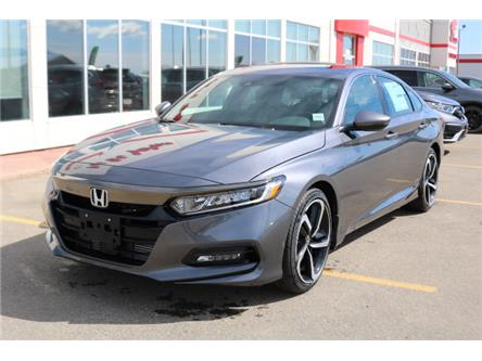 2020 Honda Accord Sport 2.0T (Stk: 20038) in Fort St. John - Image 1 of 18