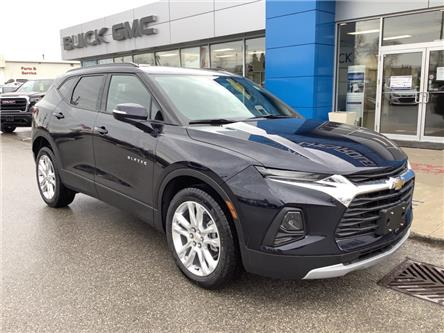 2020 Chevrolet Blazer True North (Stk: 20-371) in Listowel - Image 1 of 10