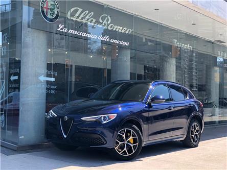2020 Alfa Romeo Stelvio ti (Stk: 79AR) in Toronto - Image 1 of 28