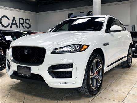 2018 Jaguar F-PACE  (Stk: AP2127) in Vaughan - Image 1 of 23