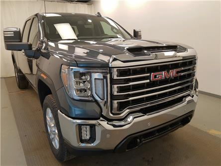 2020 GMC Sierra 2500HD SLT (Stk: 215902) in Lethbridge - Image 1 of 30